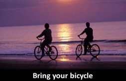 Bring your bycicle