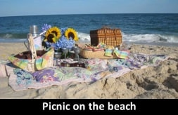 picnic-on-the-beach